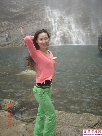 雨菲 庐山