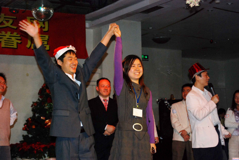 2007年平安夜大型狂欢化妆舞会