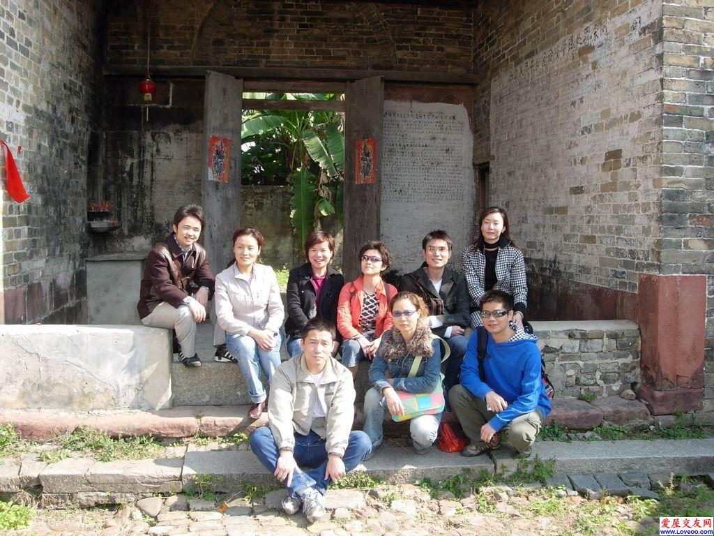 游惠州香溪堡