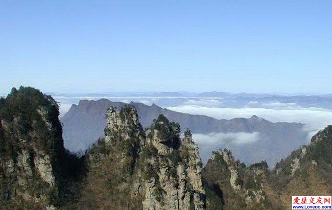 点击查看 探巴寨土匪窝:登广东最高峰-石坑崆 全部照片