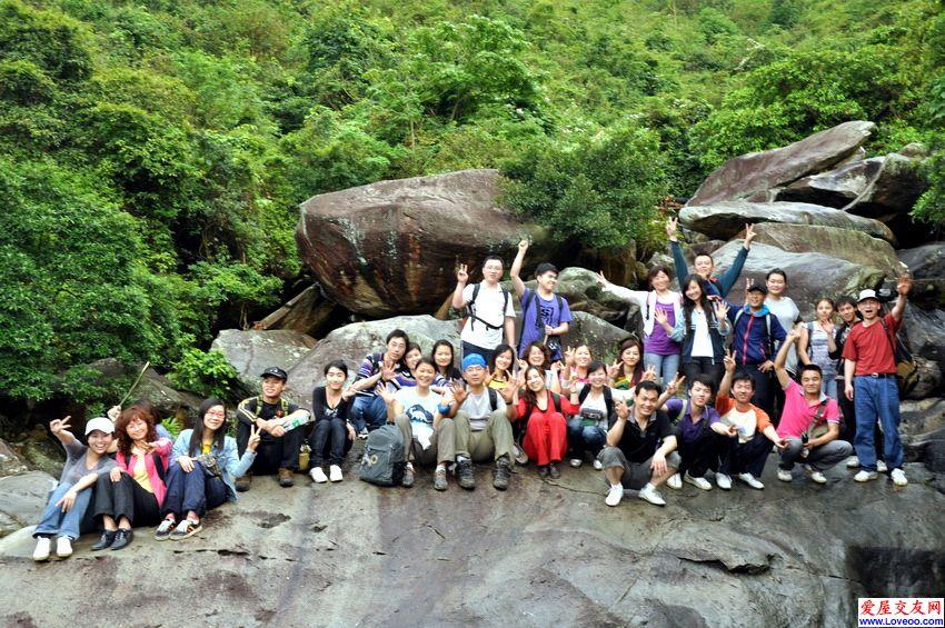 2010.4.10石头河溯溪