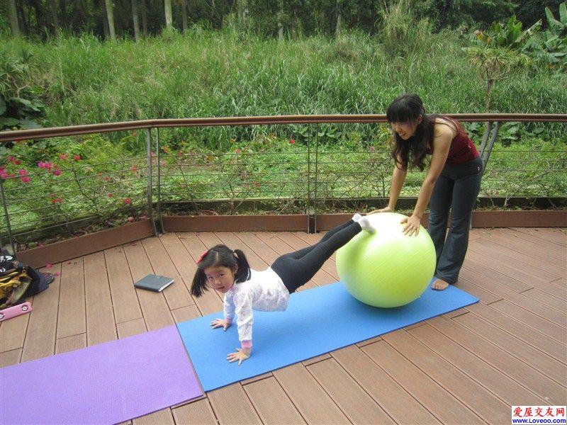 梅林公园户外瑜伽户外瑜伽