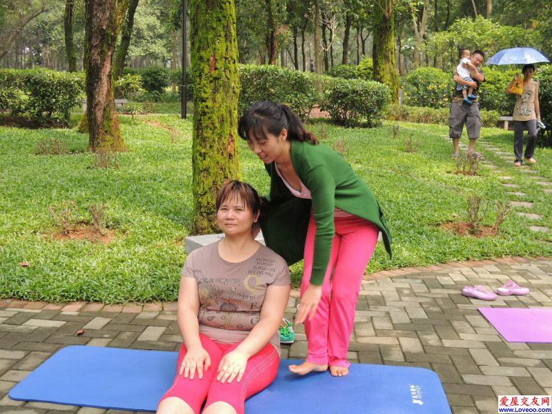 瑜伽俱乐部