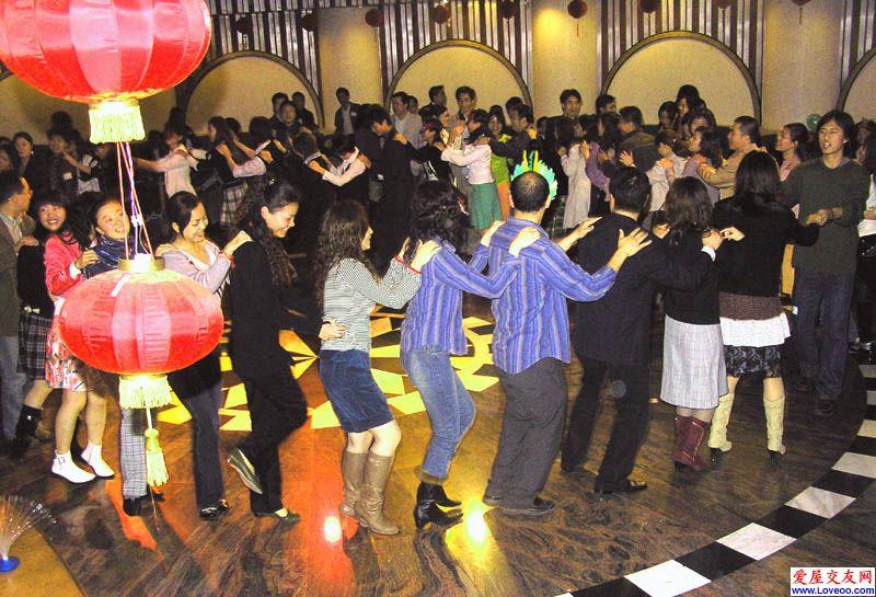 情人节舞会