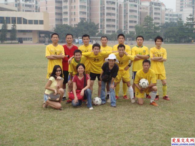 业余足球队俱乐部